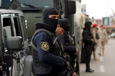 Egypt torture
