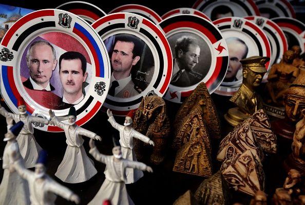 Assad Putin Syria Ceasfire