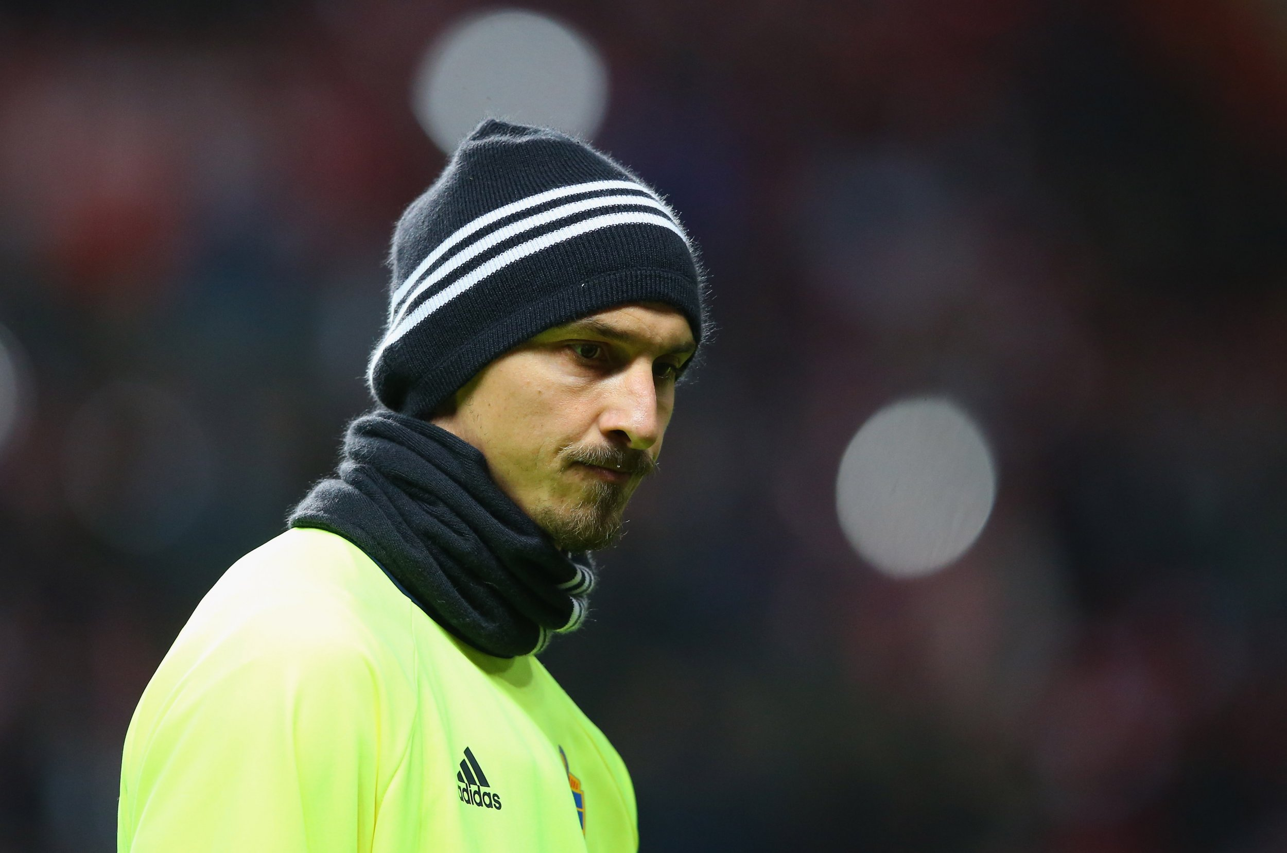 Zlatan Ibrahimovic is in the final year of his Paris Saint-Germain contract.
