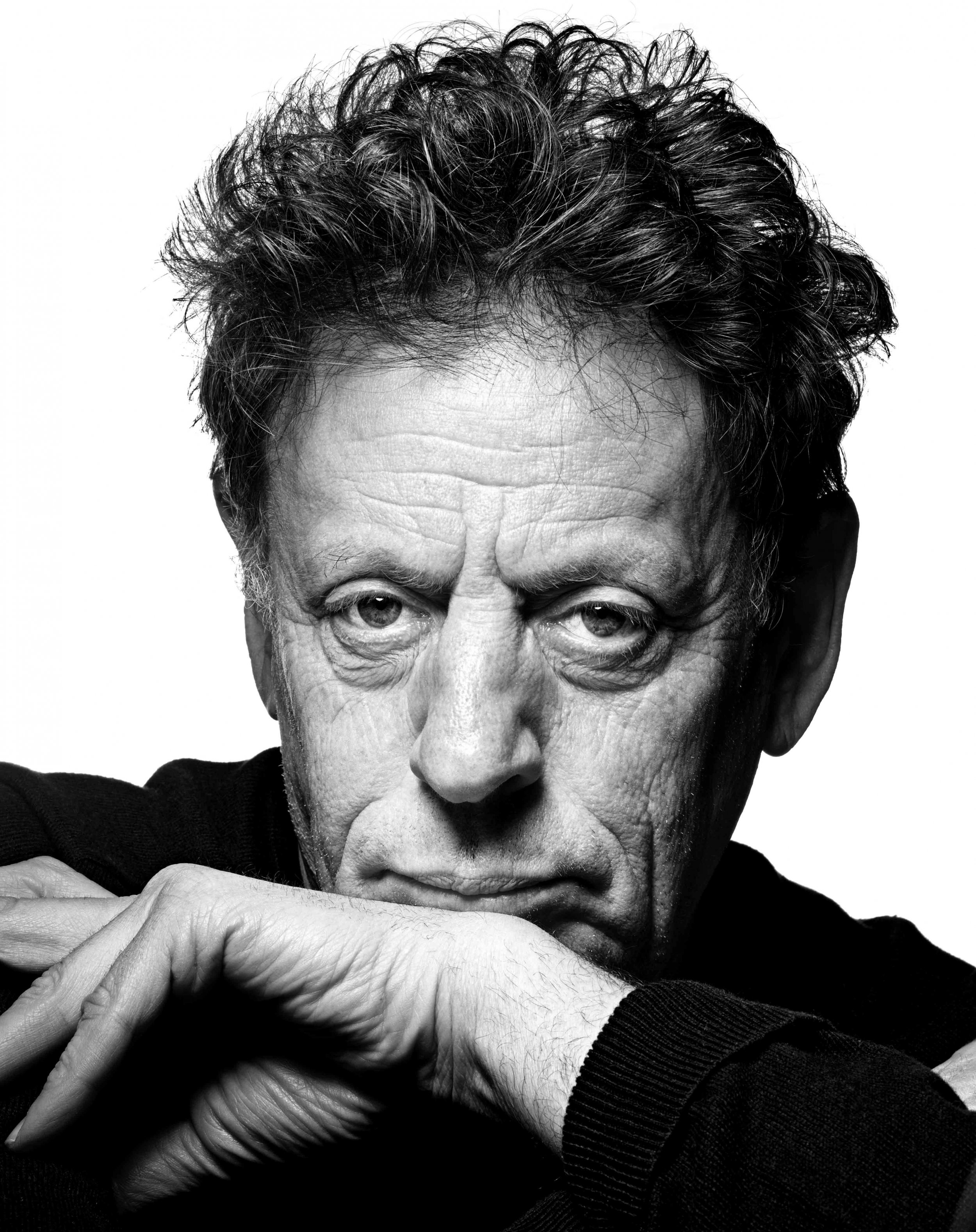 Philip Glass Photo-credit Steve Pyke