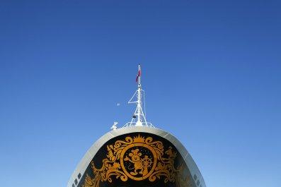 Anonymous hacker disney cruise ship fbi arrest hospital