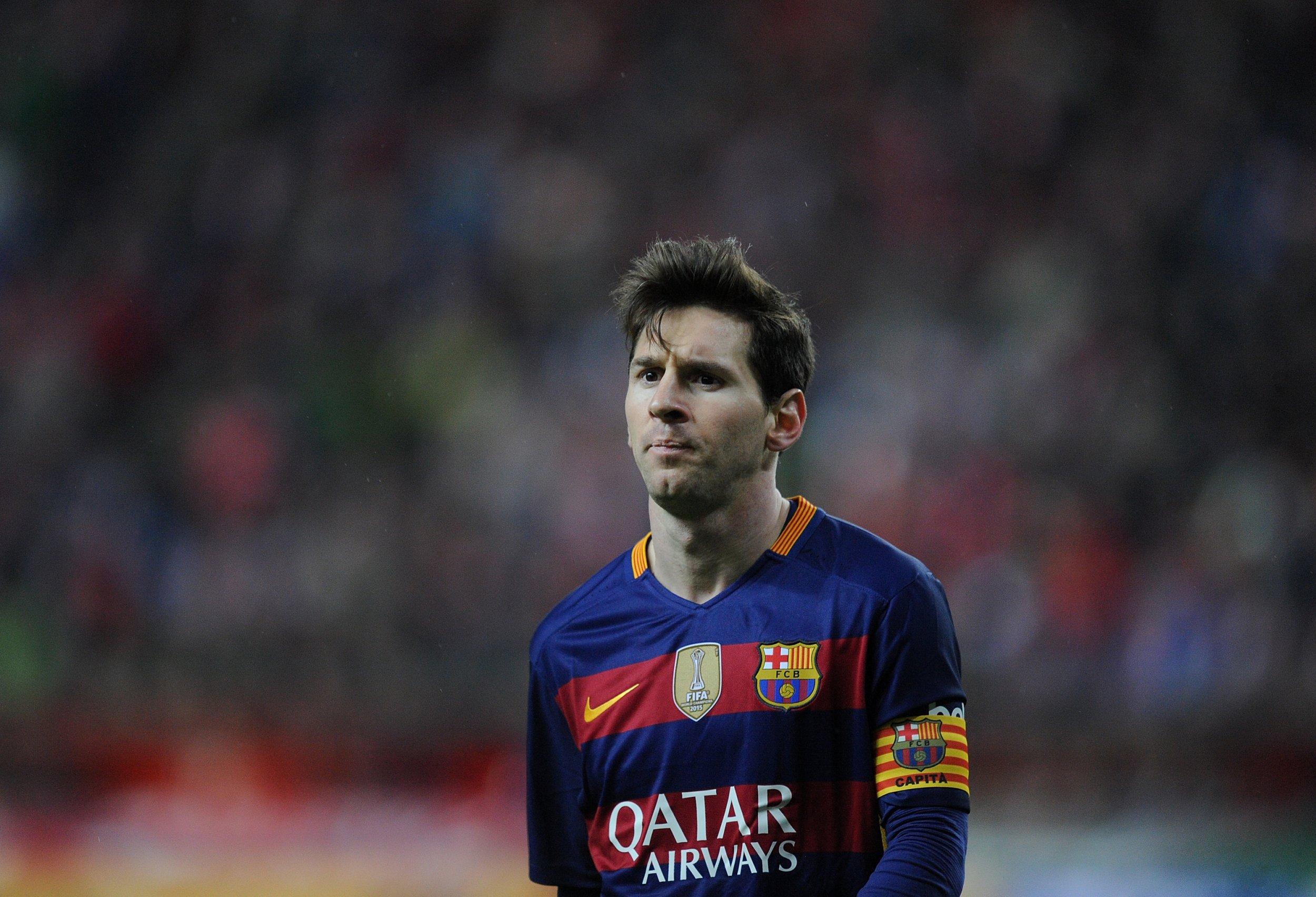 63ac5641c Barcelona's Lionel Messi is Surpassing Pele, Diego Maradona and ...