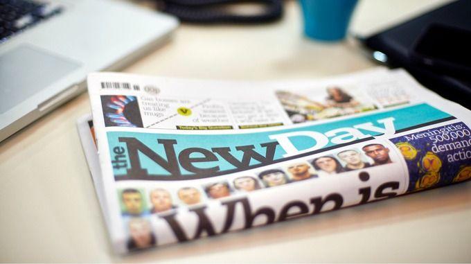 New Day newspaper