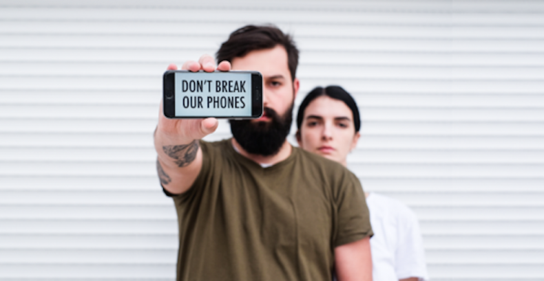 Apple protest fbi privacy evan greer