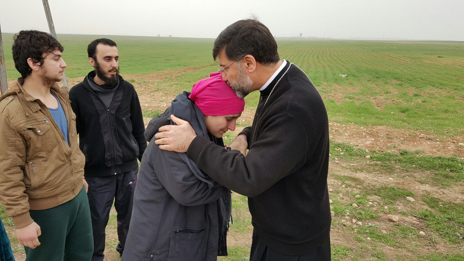 ISIS Hostages Assyrian Syria