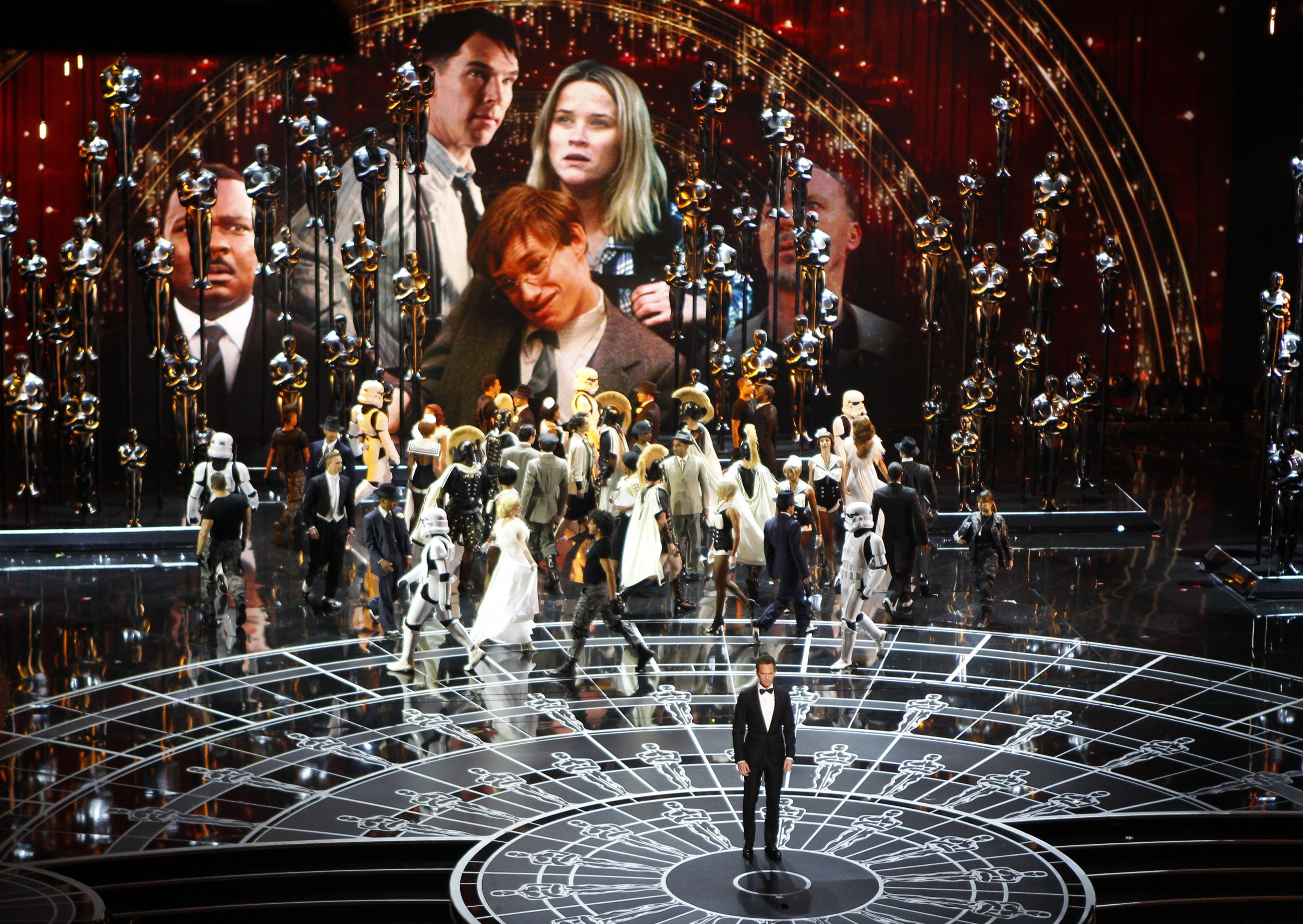 Neil Patrick Harris hosts Academy Awards 2015