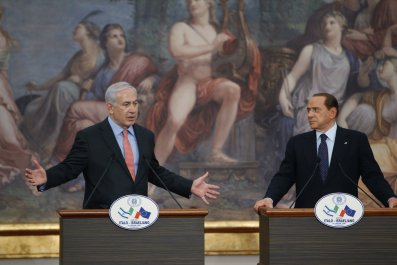US Taps Israel Italy Call