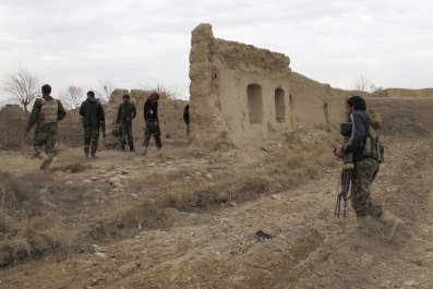 Taliban Helmand Afghanistan NATO