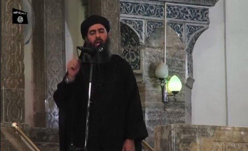 Baghdadi ISIS Syria Iraq Mosul