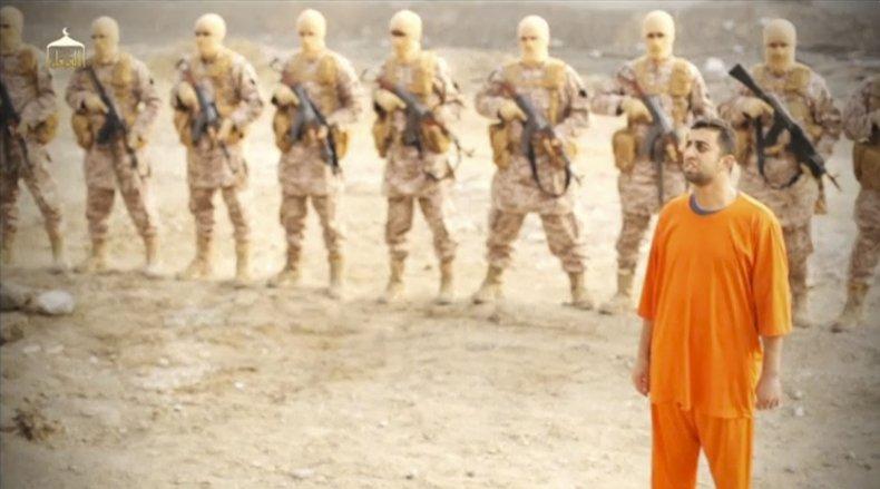 Jordan Kasasbeh Coalition ISIS Islamic State