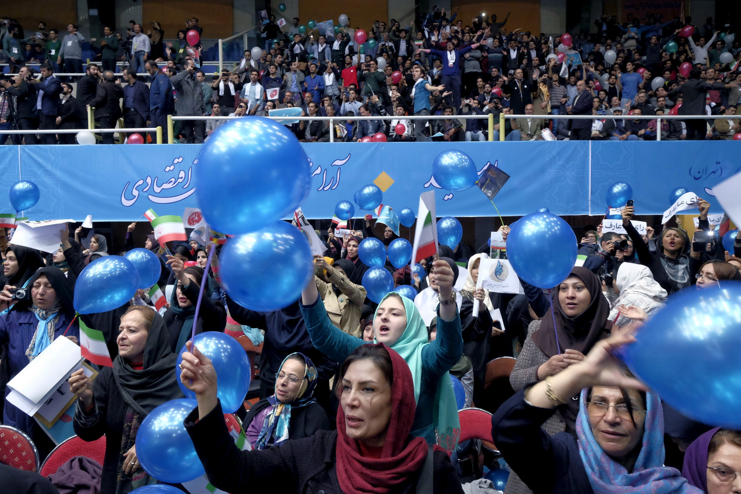 Iran Tehran Middle East Elections