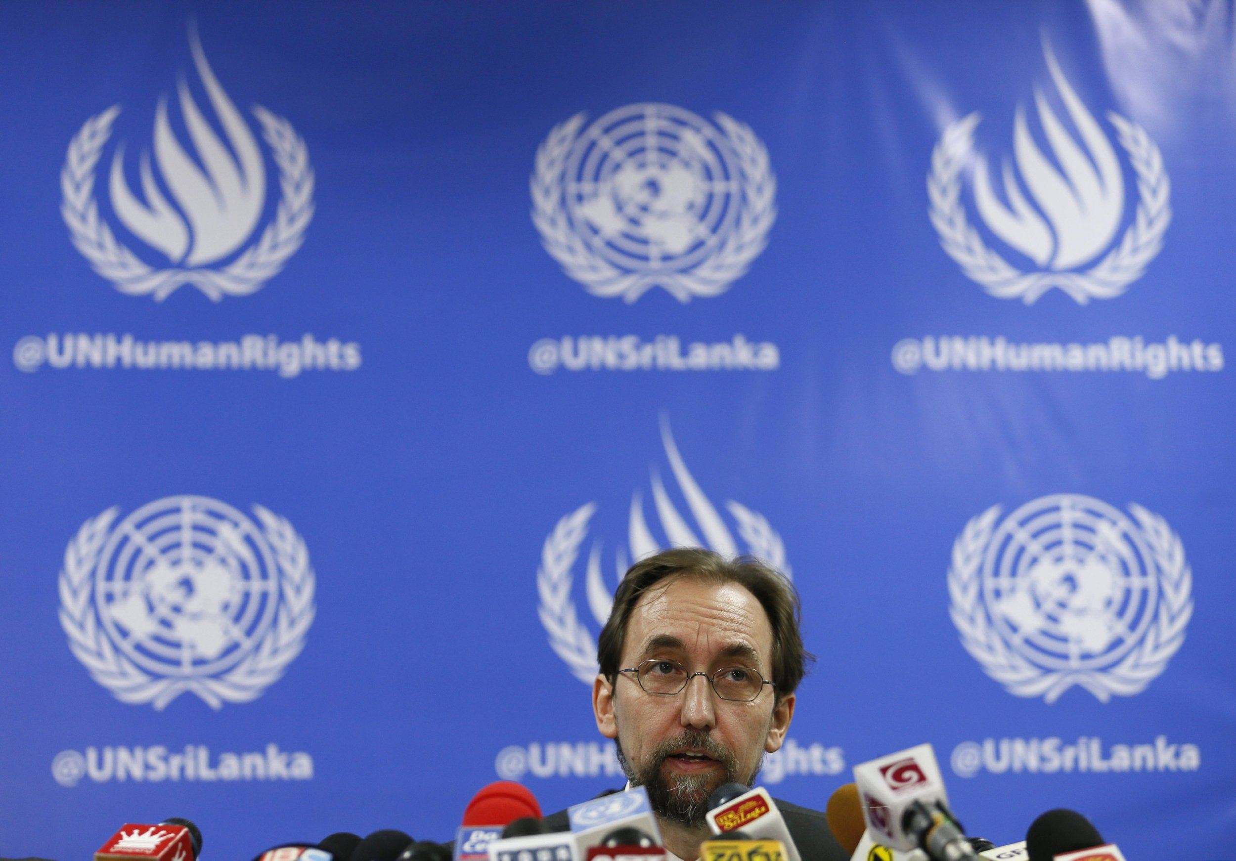 The United Nations Isn't Properly Protecting Human Rights: Amnesty