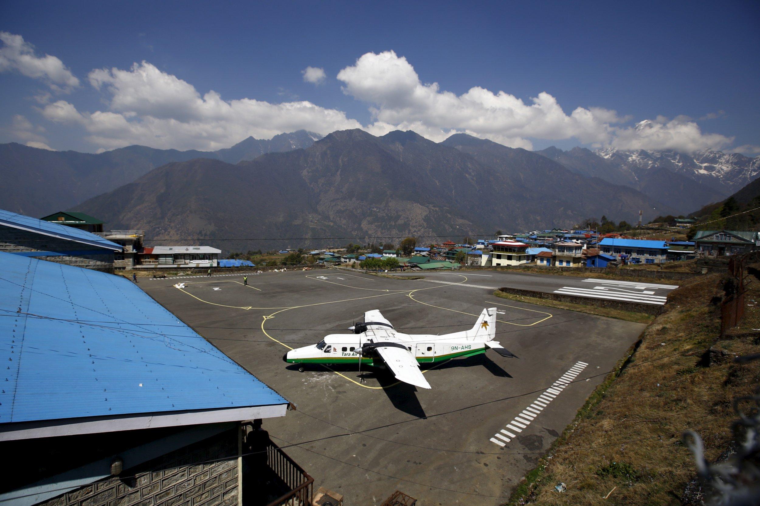 Nepal Asia Plane Crash