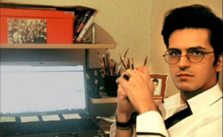 Feili Iran Poet LGBT Israel