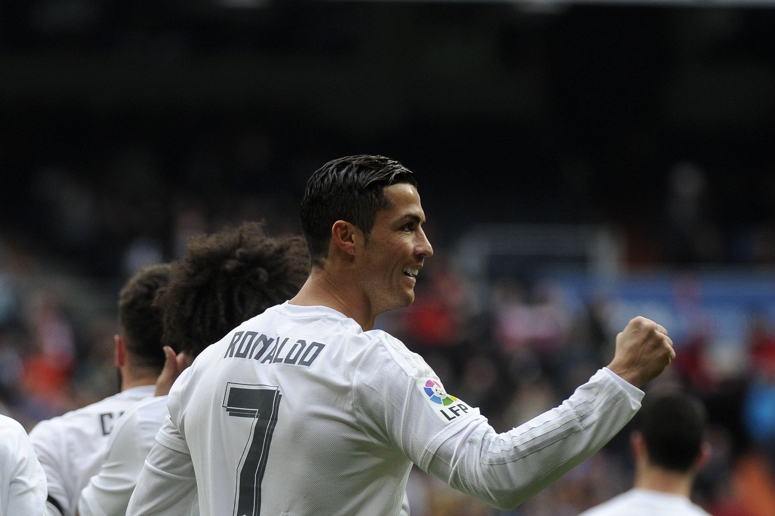 Cristiano Ronaldo has made social media history.