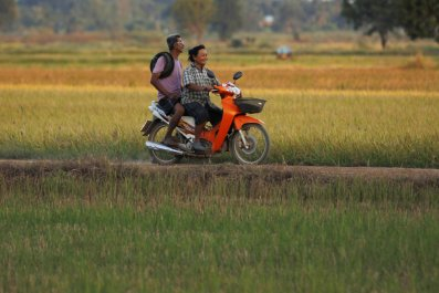 ubermoto uber motorbike motorcycle thailand bangkok