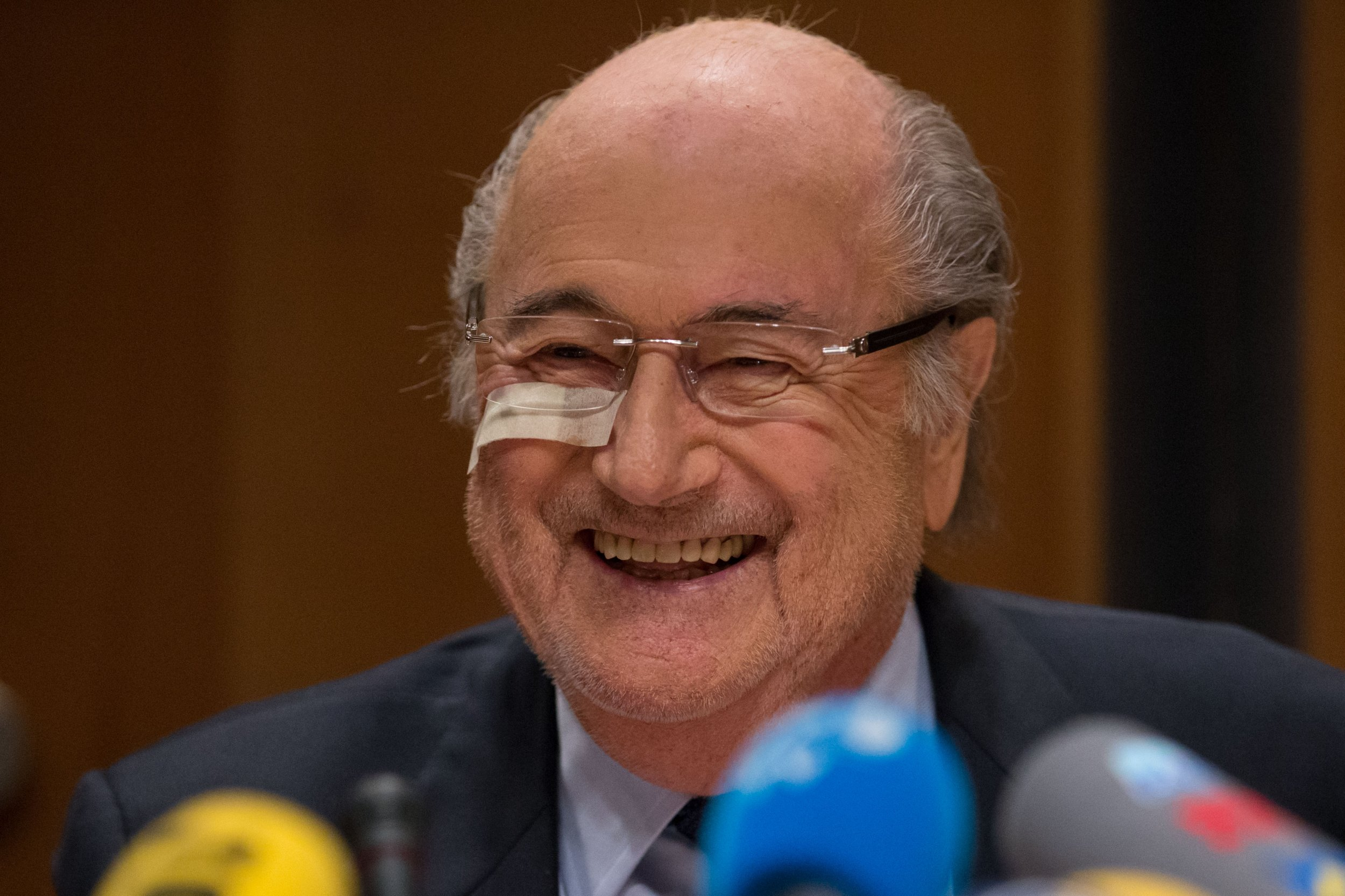 Sepp Blatter will relinquish the FIFA Presidency after 18 years on Friday.