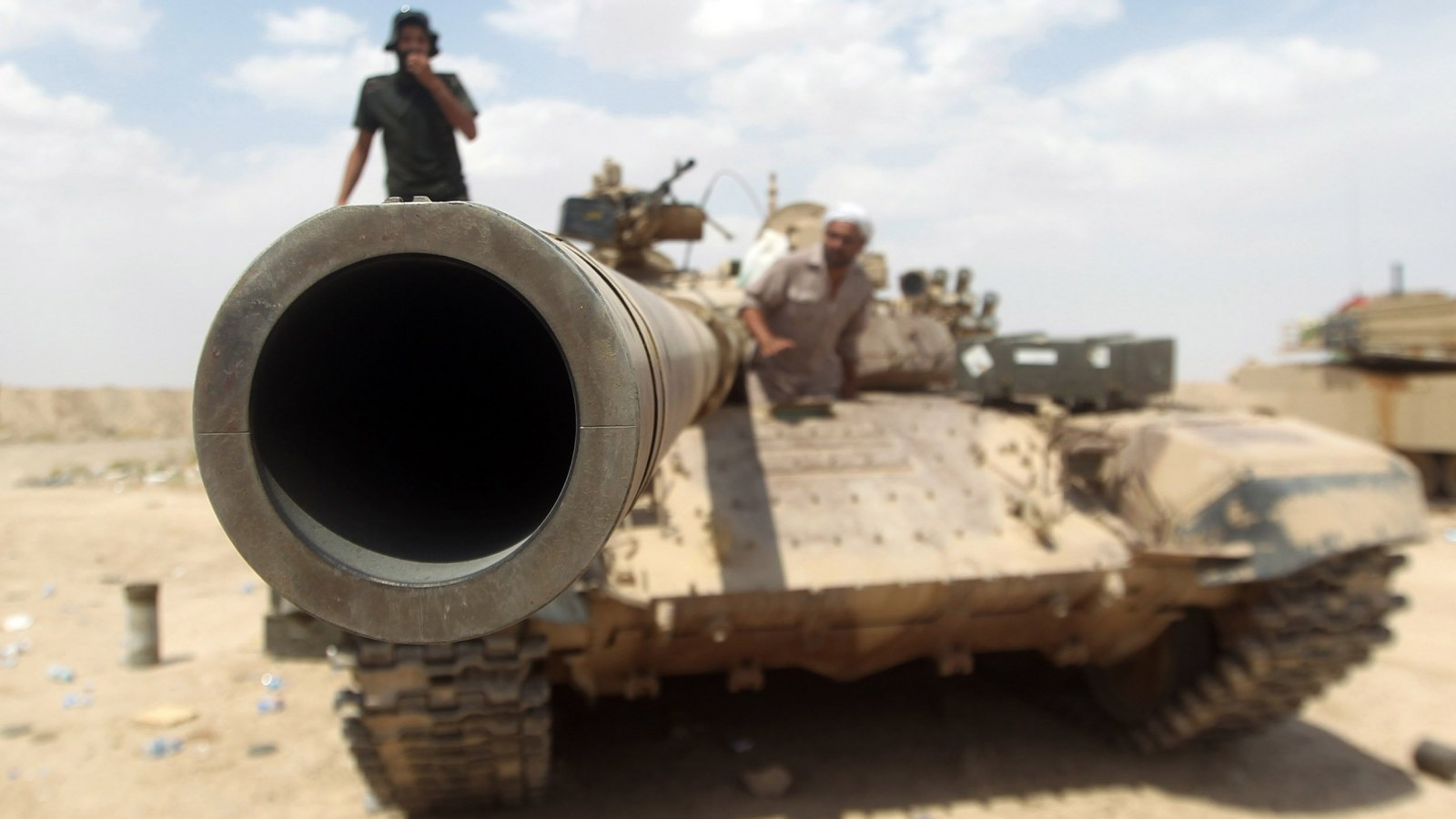 How Iraqi Forces Drove ISIS From Ramadi