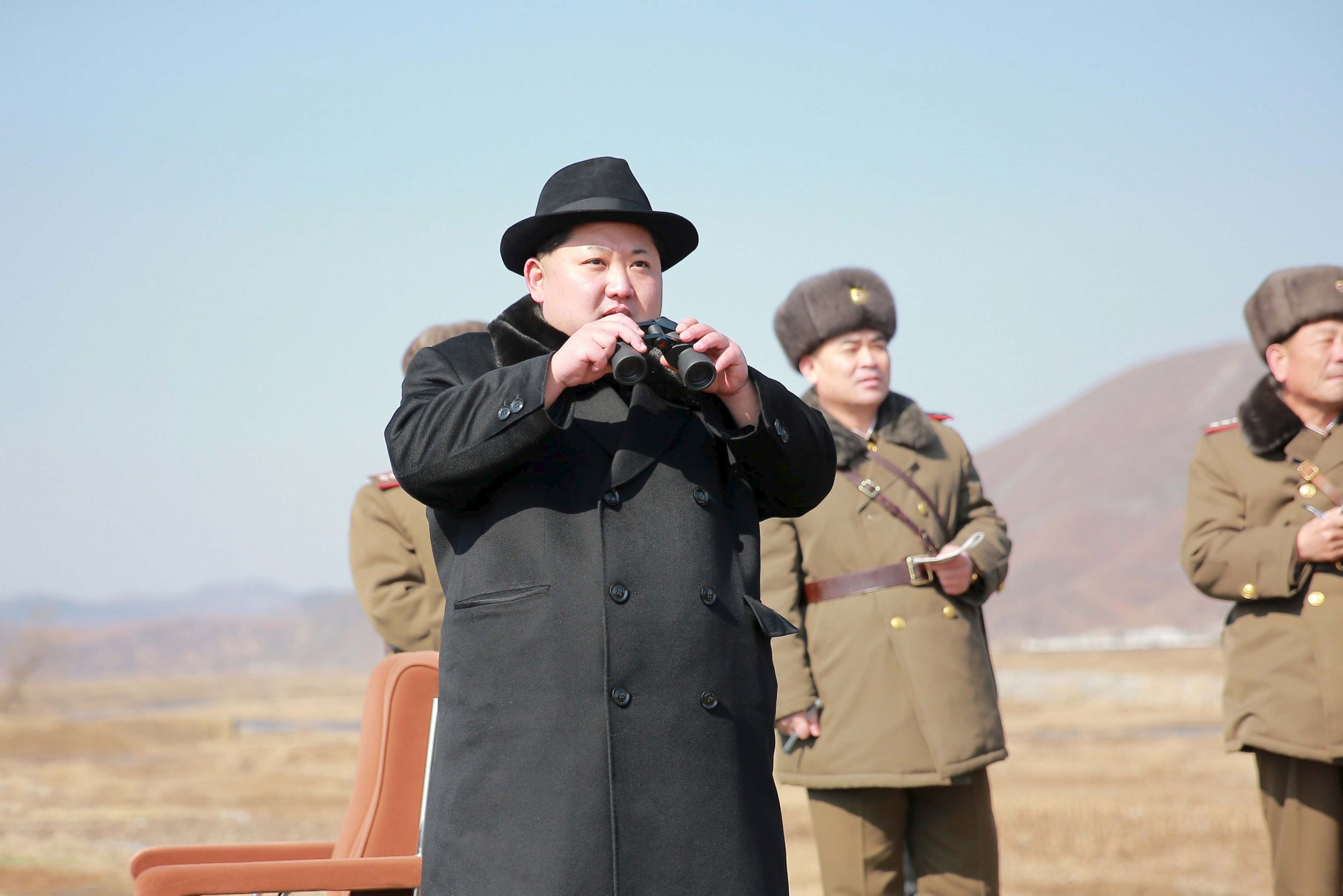 North Korea Asia Kim Jong-Un Pyongyang