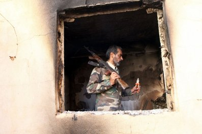 ISIS Libya Benghazi French Special Forces