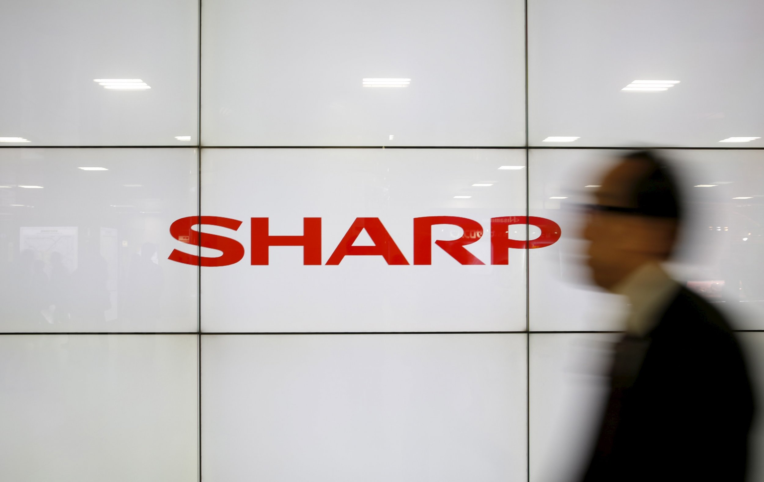 Sharp foxconn deal delayed postponed