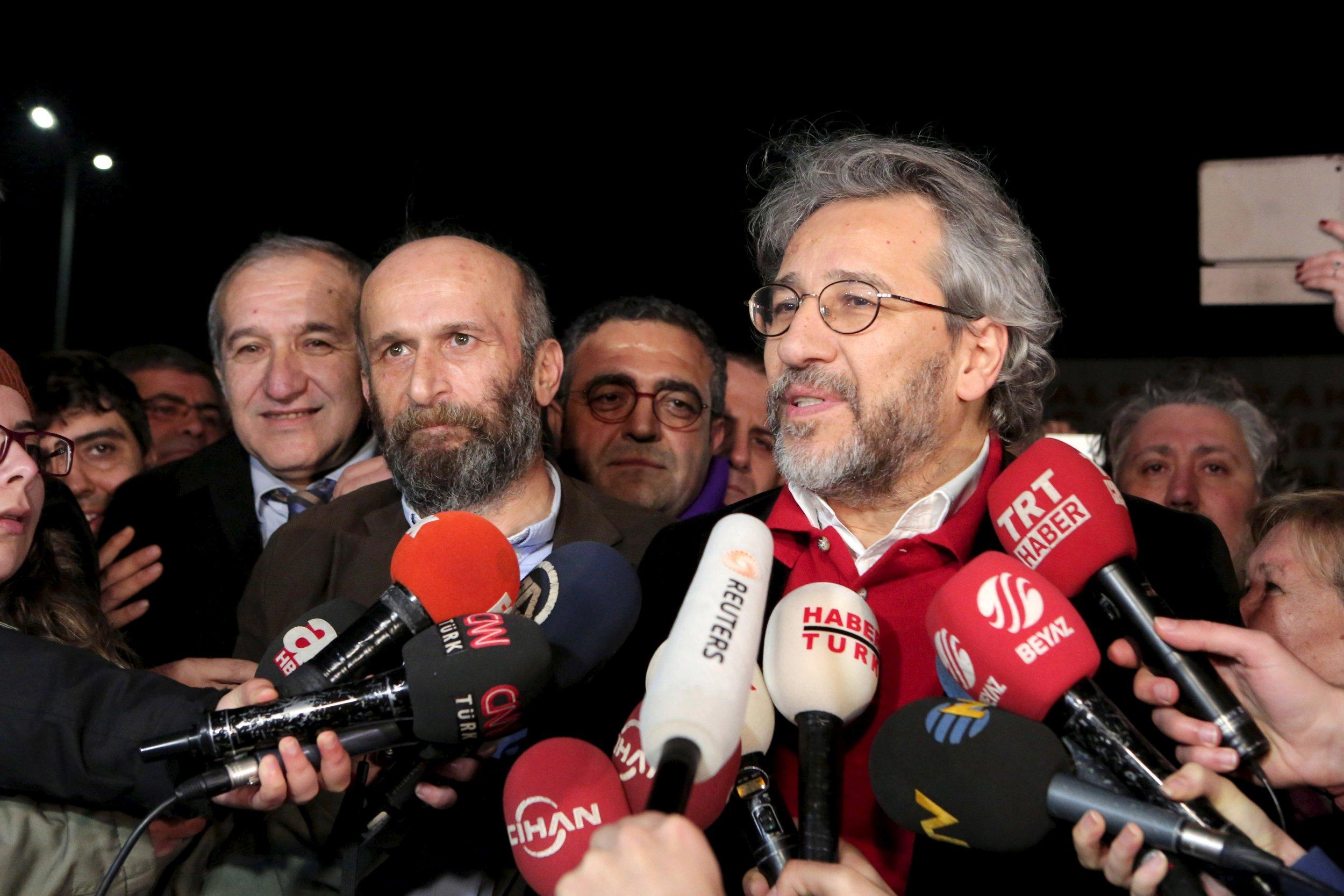 Turkey Press Media Journalism State Secrets