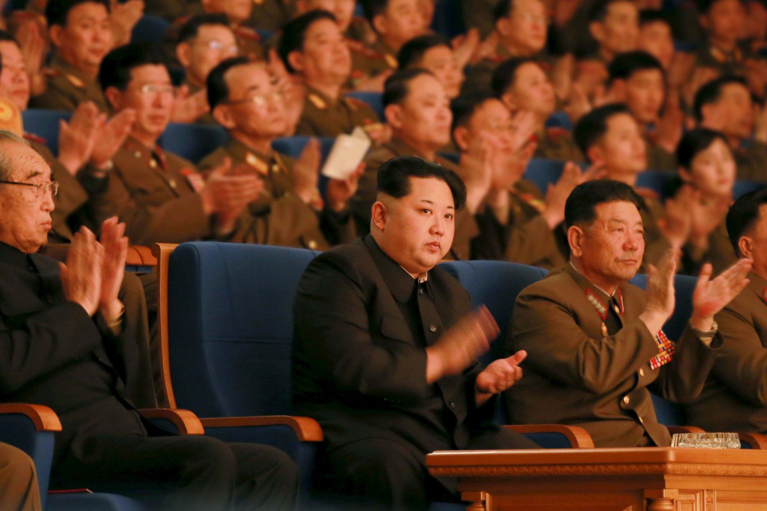 North Korea Asia Sanctions China US
