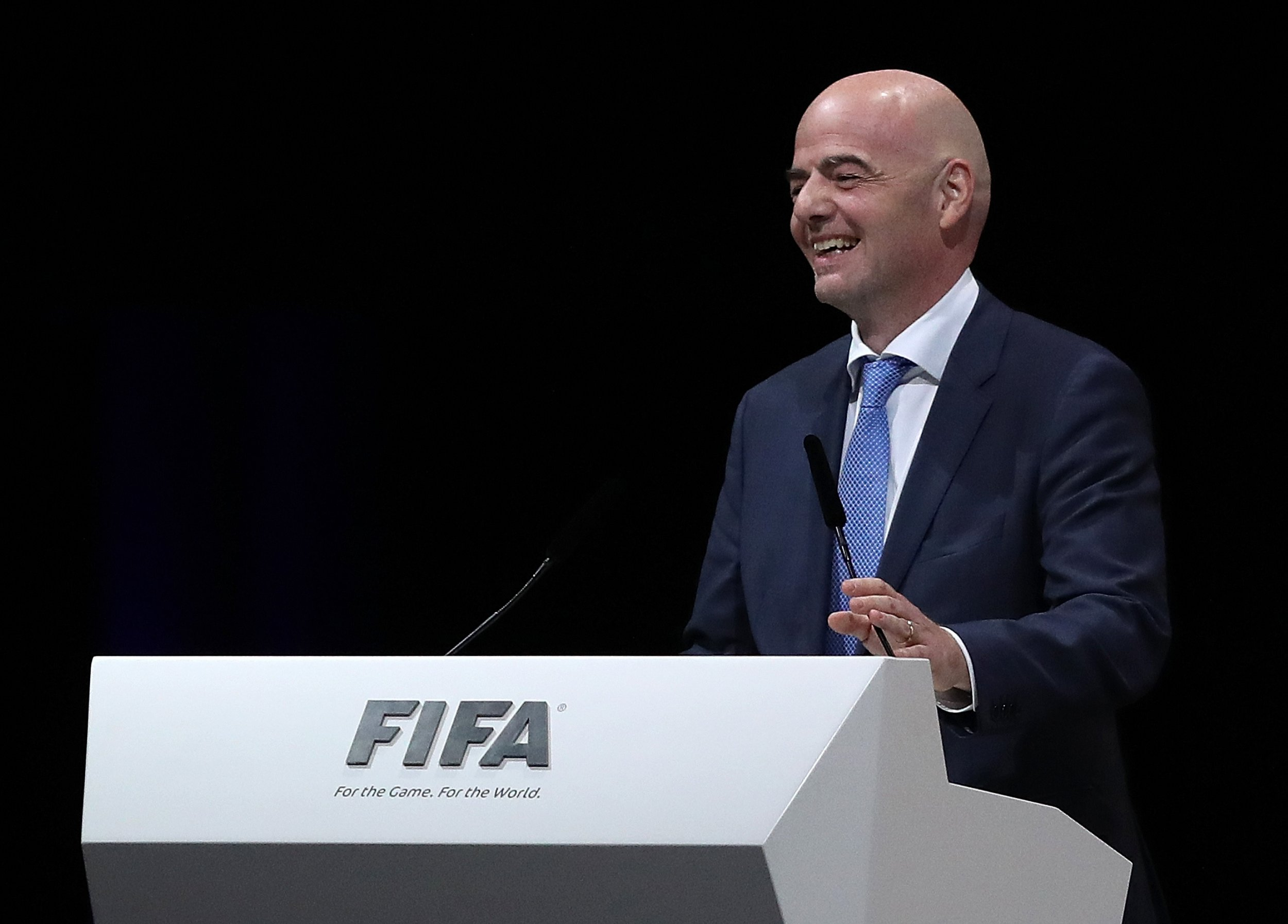 FIFA President to arrive Nigeria on Monday for NFF Awards