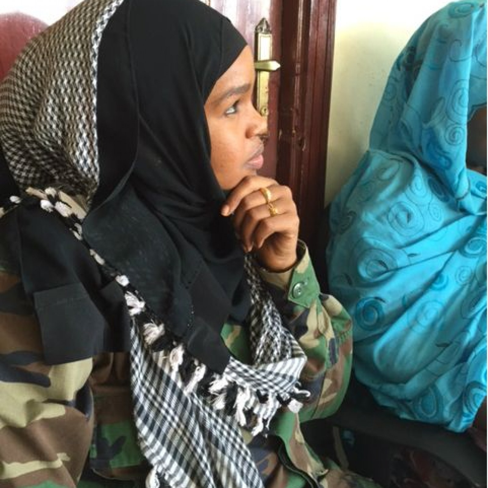 Somali girls in canada