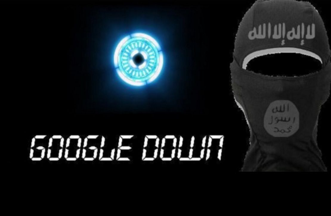 ISIS Hackers Target the Wrong Google