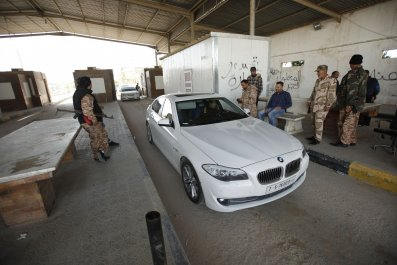 Tunisia Libya ISIS Islamic State