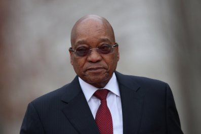 South African President Jacob Zuma has survived a no confidence vote.