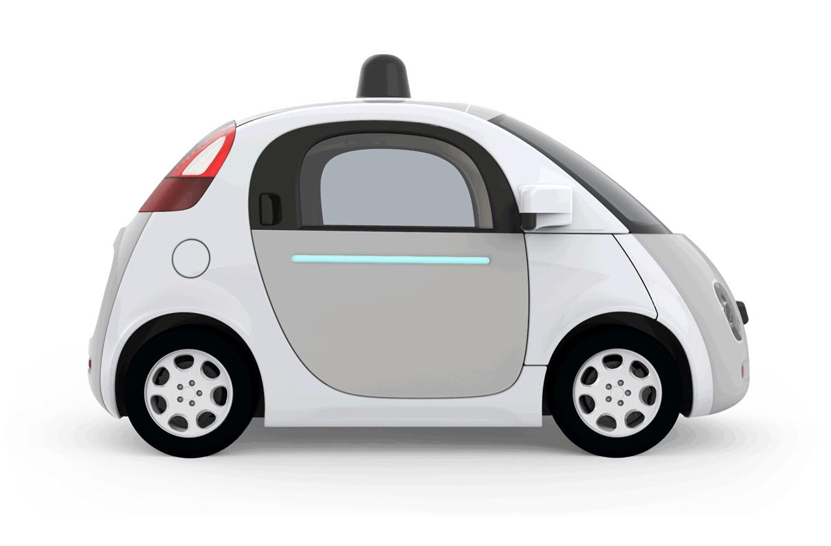 google self-driving car bus crash