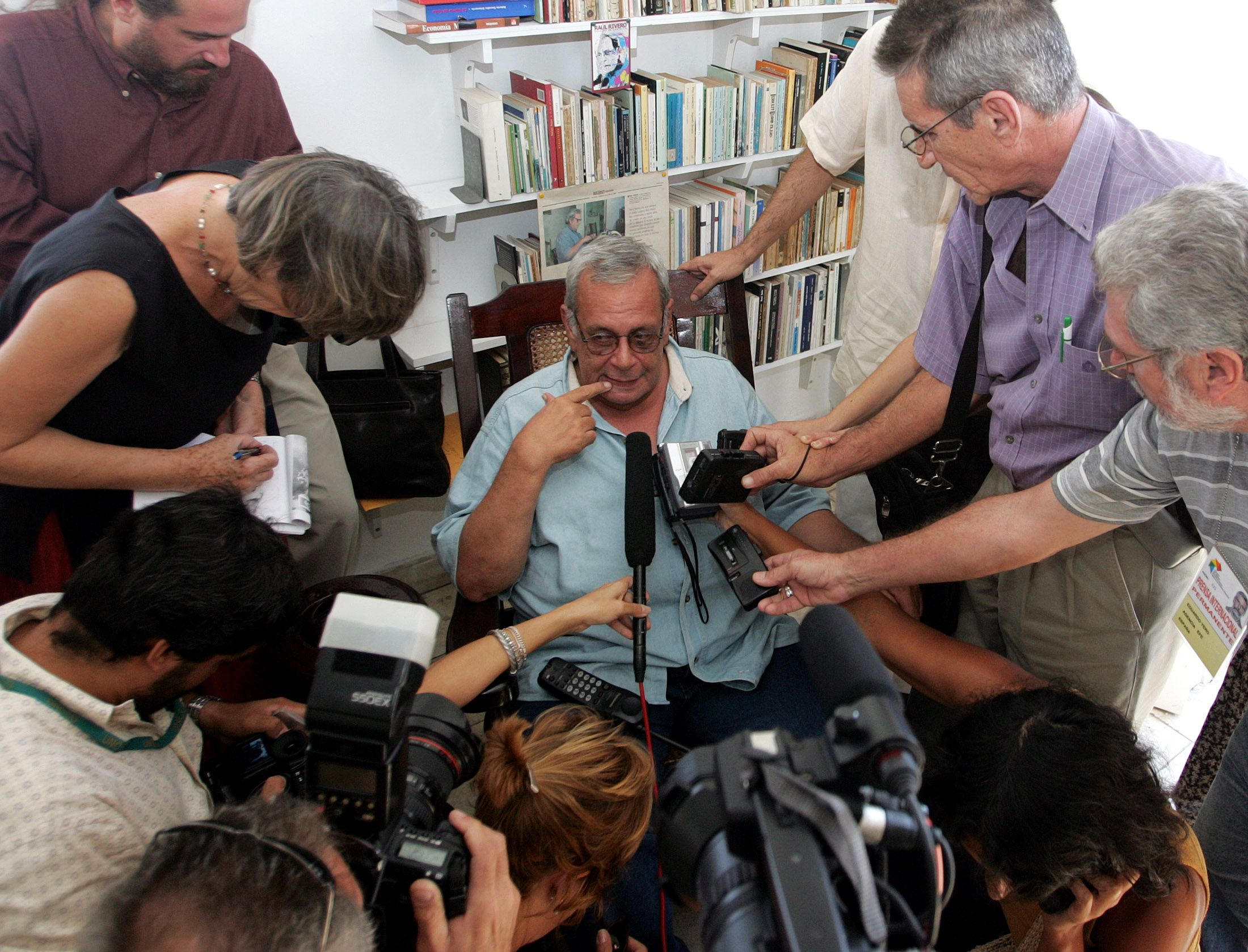 Most nations in Americas laws suppress journalists.