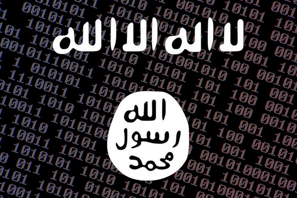 isis cyber attack mosul CCA hackers