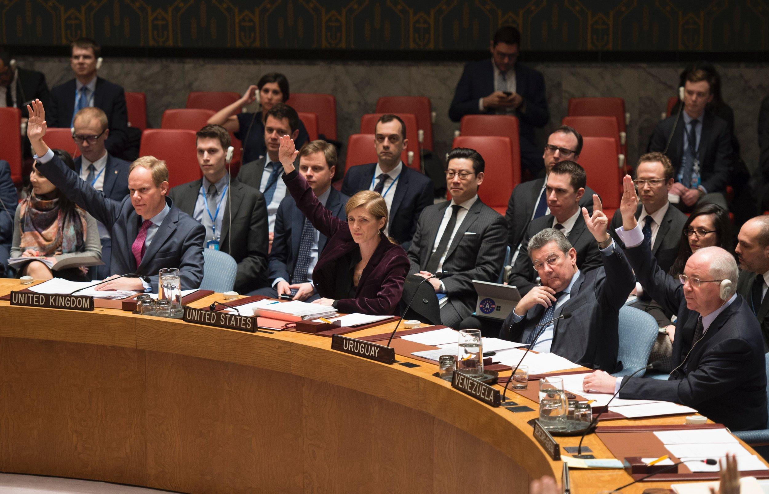 North Korea Asia UN Sanctions US Nuclear