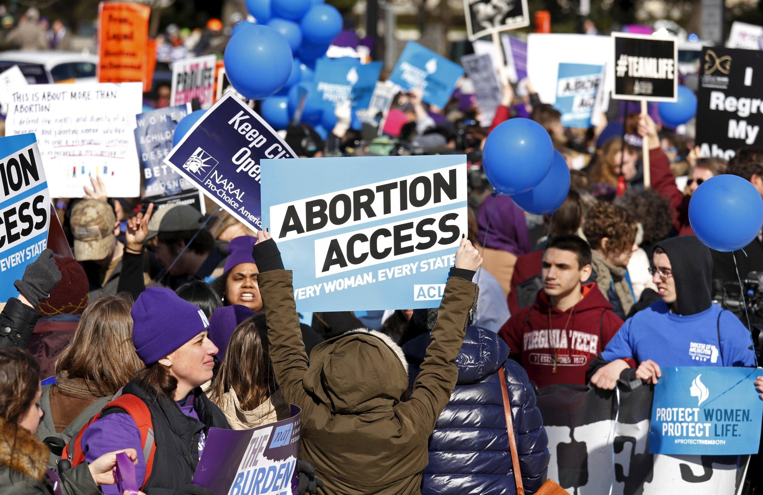 3-2-16 Abortion
