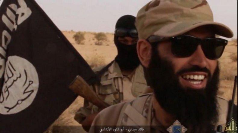 Spanish Al-Qaeda commander Abu al-Nur al-Andalusi.