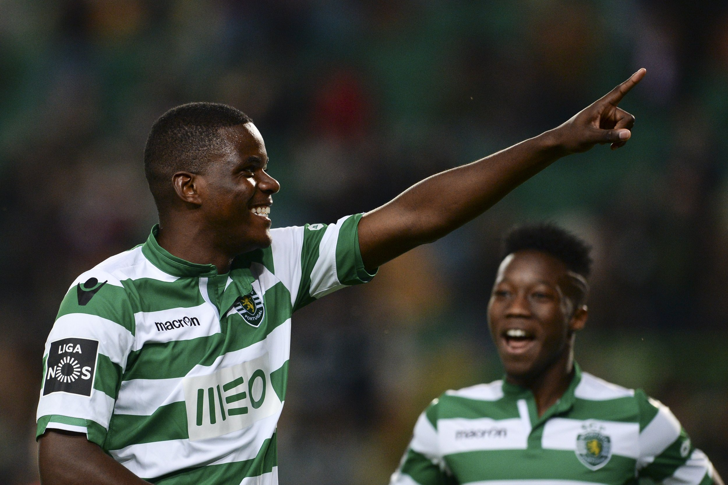 William Carvalho is admired by a host of top European clubs.