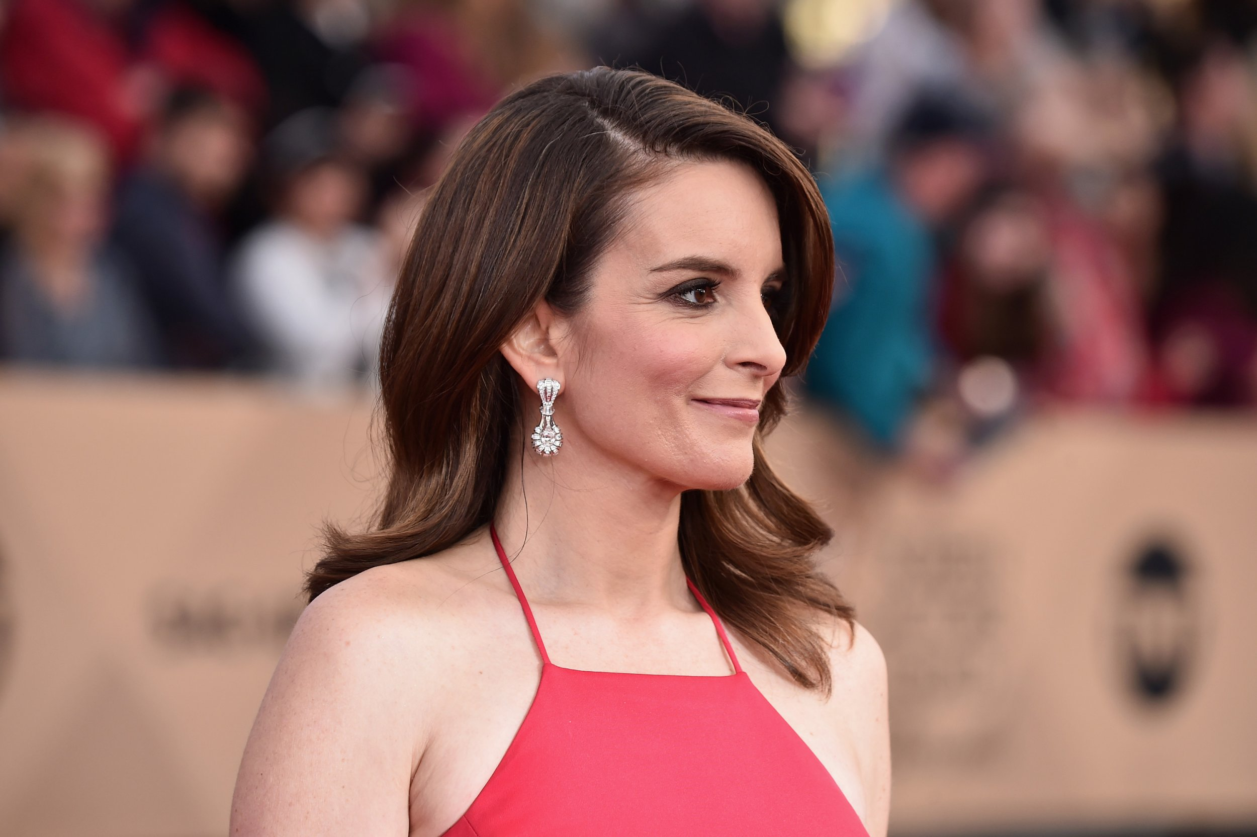 Tina Fey at SAG Awards 2016
