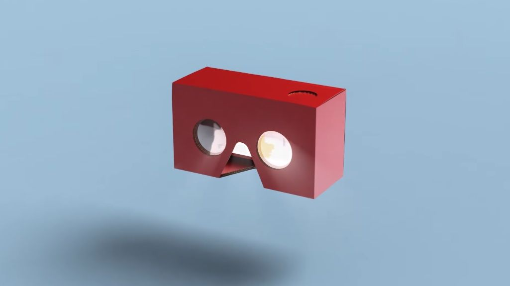 virtual reality mcdonalds happy meal goggles