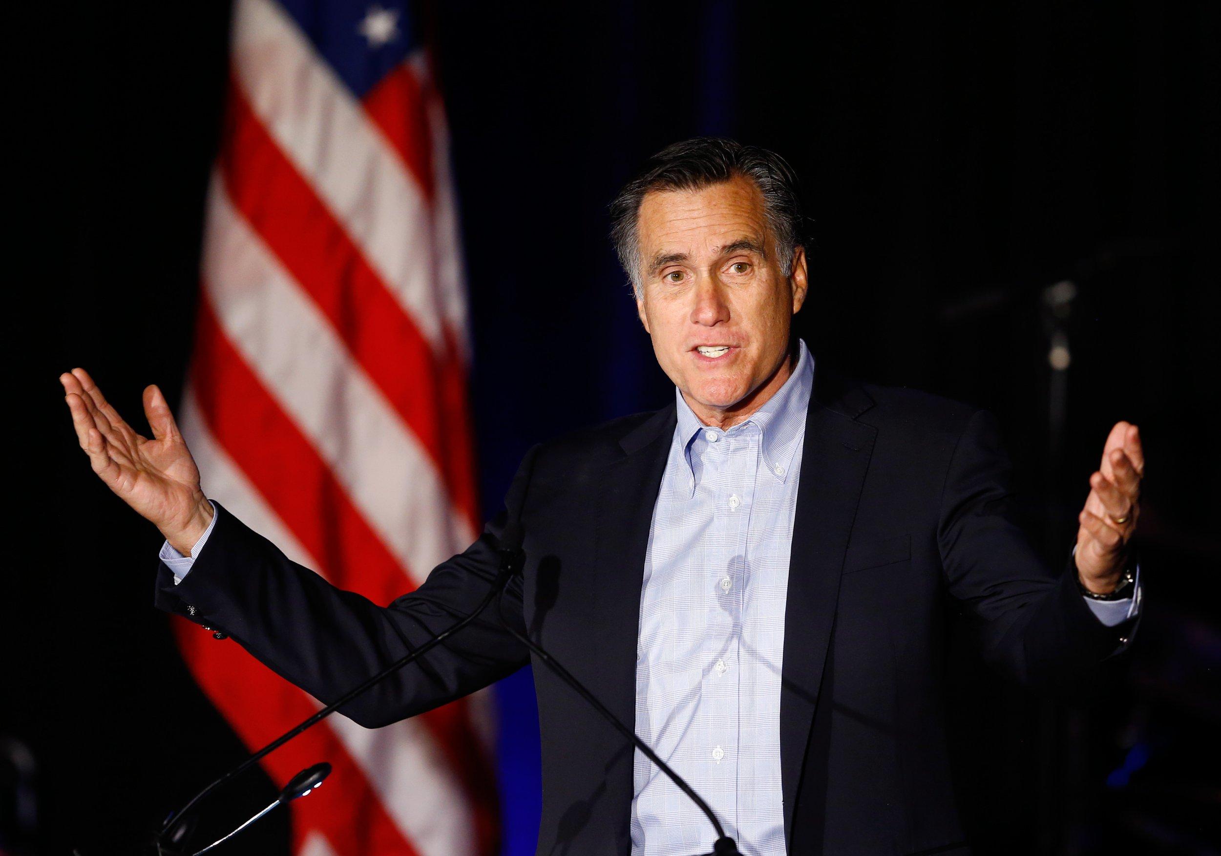 03_03_Mitt_Romney_Donald_Trump_Phony_Fraud_Republican_GOP