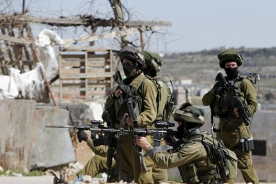 Israel West Bank Middle East Gaza