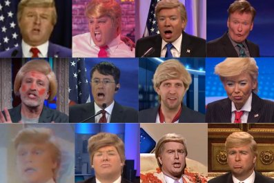 Trump Impressions
