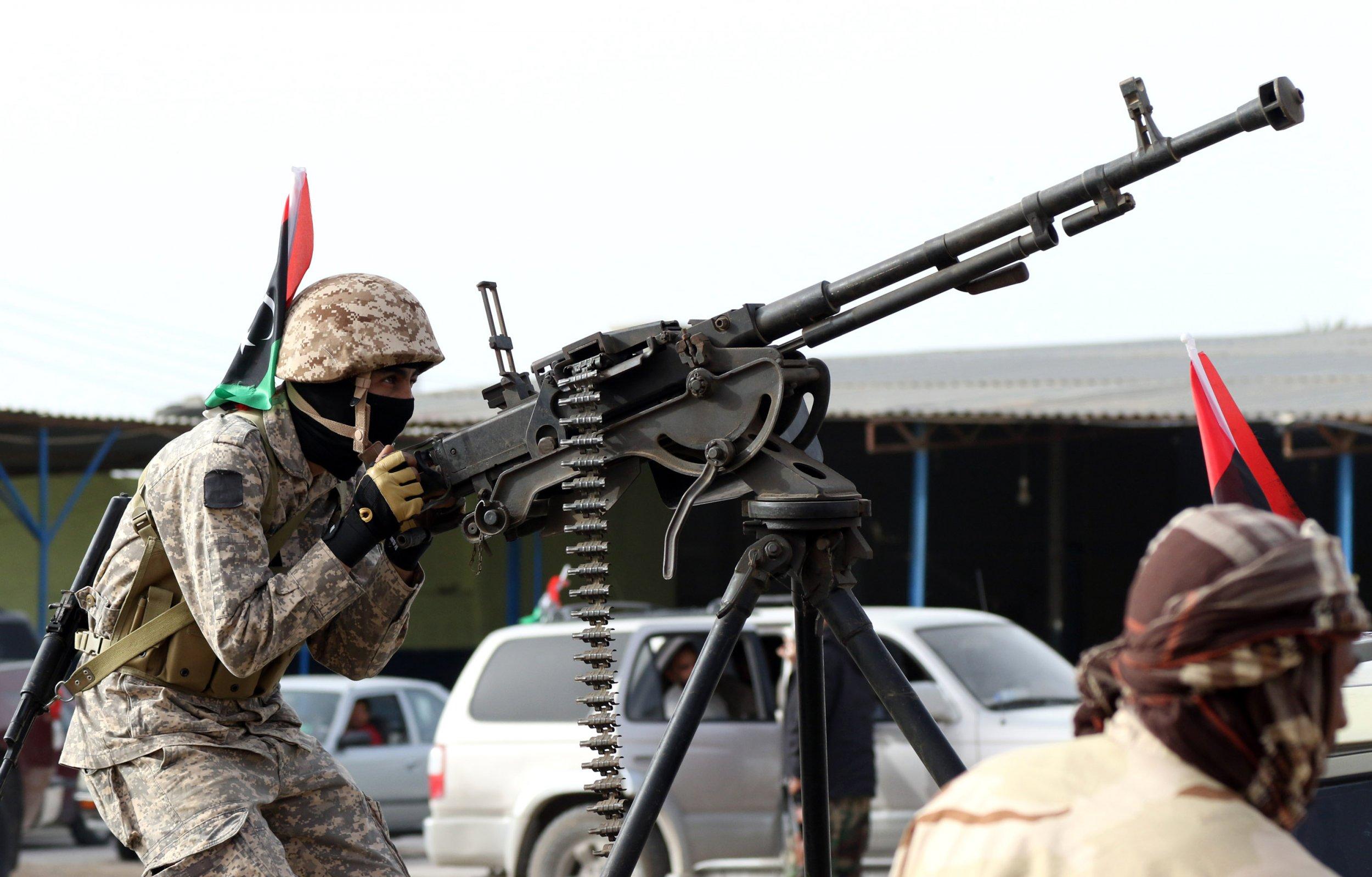 Libya North Africa ISIS Islamic State
