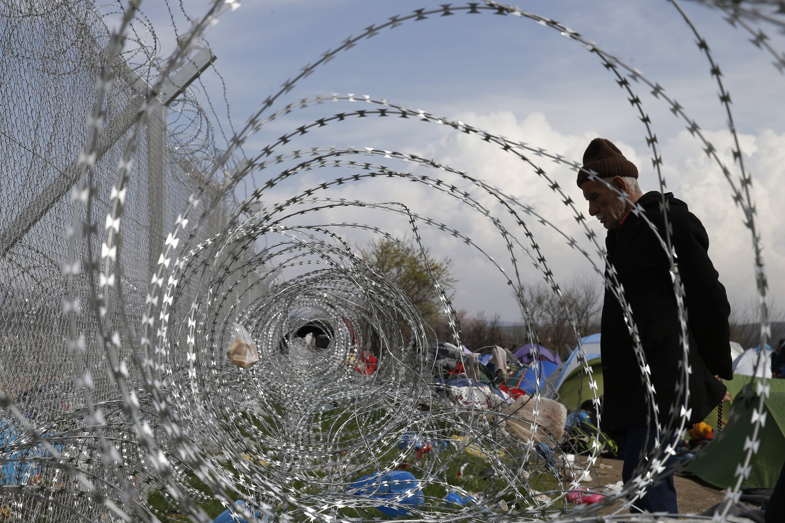 Refugee Crisis: Border Controls Are Europe's New Iron Curtain