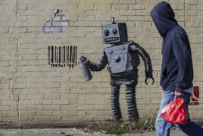 Banksy identity revealed robin gunningham criminology