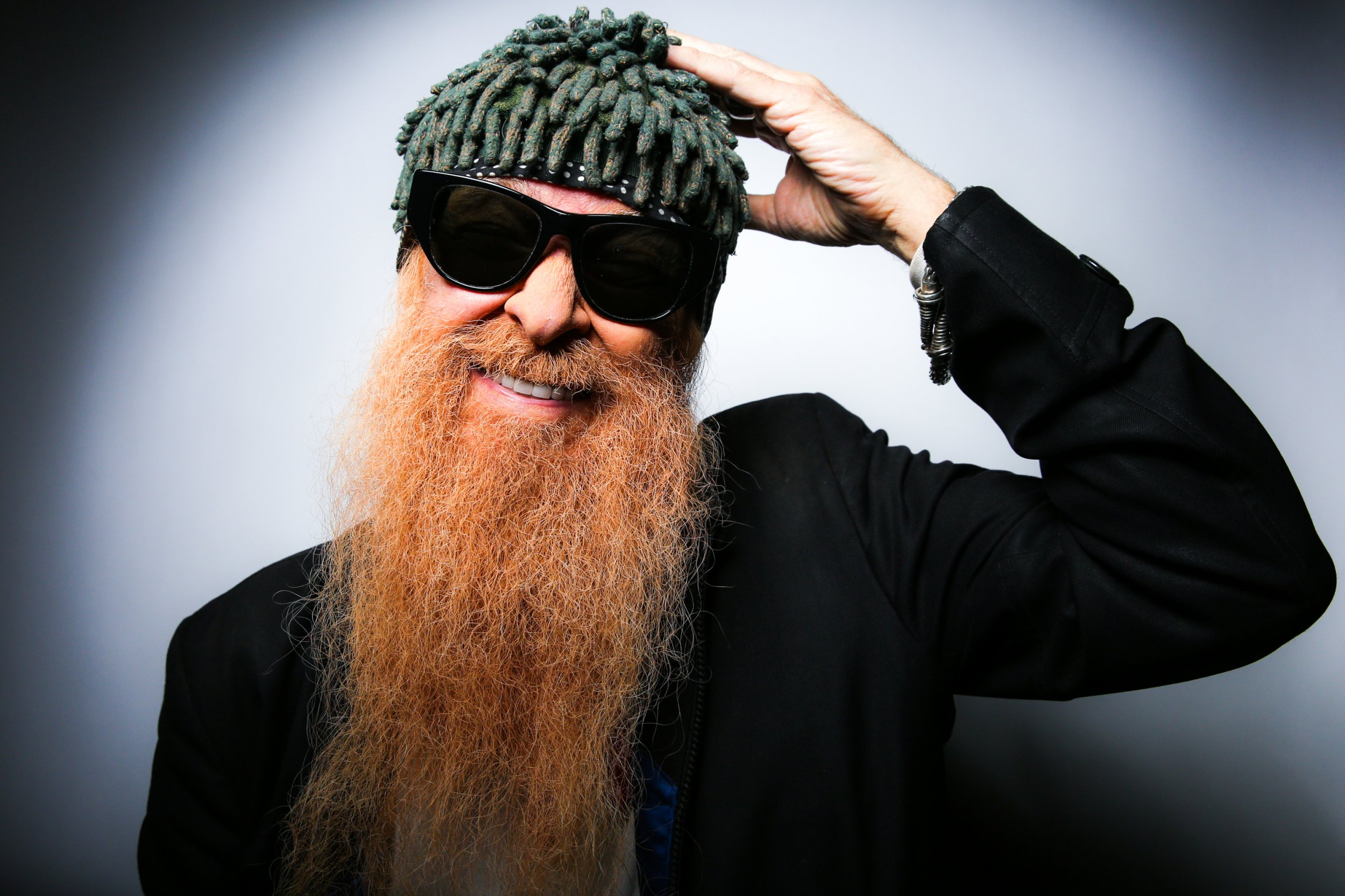 Hair Style With Beard: ZZ Top's Billy Gibbons Talks His New TV Show