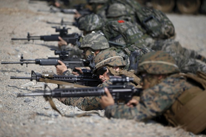 US-South-Korea-carry-out-military-drill.