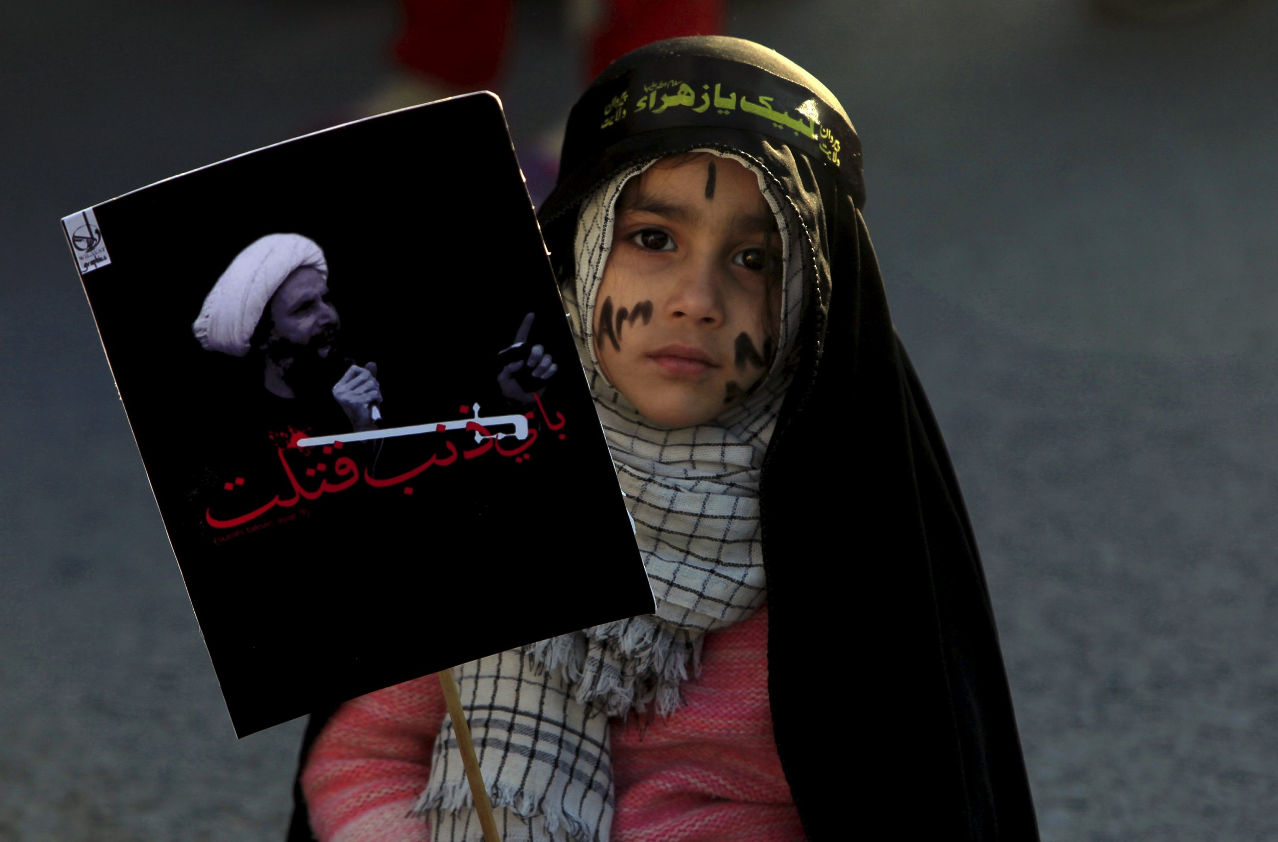 Saudi Arabia Executions Iran Shiite Crime